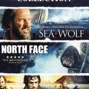 Action adventure collection (3 filmer)