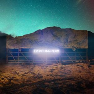 Arcade Fire: Everything now (Night version)