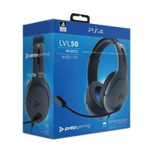 LVL50 Wired Stereo Headset for PS4