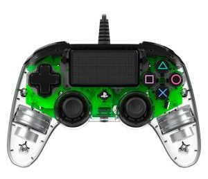 PS4 Nacon wired controller - LED Grön
