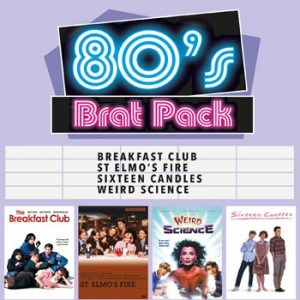 80's Brat Pack collection