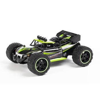 "Buggy 1:14 2,4 GHz R/C ""Raptor"" Green+USB"