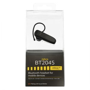 Jabra BT2045 Bluetooth headset - Svart