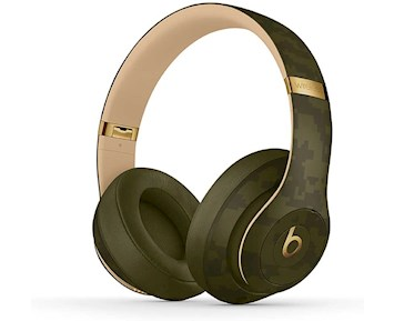 Beats Studio3 - Camo Collection Forest Green
