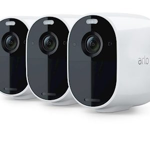 Arlo Essential 3-Pack - White
