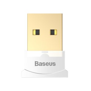 Baseus CCALL-BT01 USB Bluetooth-adapter för laptops, vit