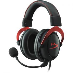 HyperX - Cloud II Gaming Headset for PC/PS4/Mac/Mobile (Red)