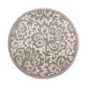POPSOCKETS Lasercut Metal Floral Lace Avtagbart Grip med Ställfunktion LUXE