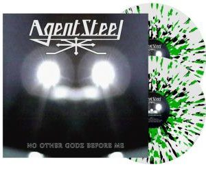 Agent Steel: No Other Godz Before Me (Green)