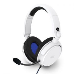 ABP PRO50 PS4 Stereo Gaming Headset White