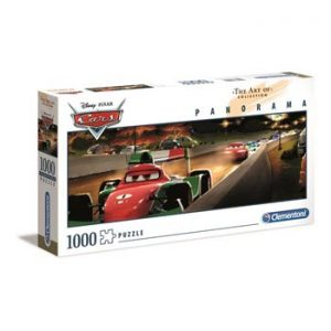 """1000 pcs. """"The Art Of"""" Collection PANORAMA Cars"""