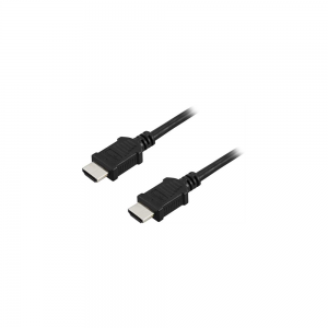 1m HDMI kabel, HDMI High Speed with Ethernet, 4K
